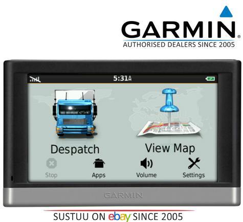 """Garmin Fleet Enterprise FE20D-25  5"""" GPS SatNav Lifetime UK/IRE Maps & Traffic  Thumbnail 1"""