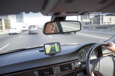 "Tomtom Via 52 5"" GPS SATNAV Bluetooth Free Lifetime UK & Ireland Map 1AP5.013.00 Thumbnail 3"