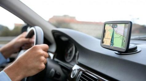 "Tomtom Via 52 5"" GPS SATNAV Bluetooth Free Lifetime UK & Ireland Map 1AP5.013.00 Thumbnail 4"