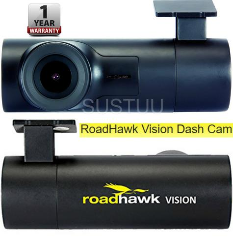 NEW RoadHawk Vision Super HD 1080p Car Dashcam WIFI Witness Accident Camera  Thumbnail 1