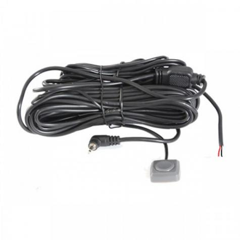 Roadhawk Remote Alarm Dual Cable Plugs DC-2 Alarm +  Manual Push Button R20061 Thumbnail 1