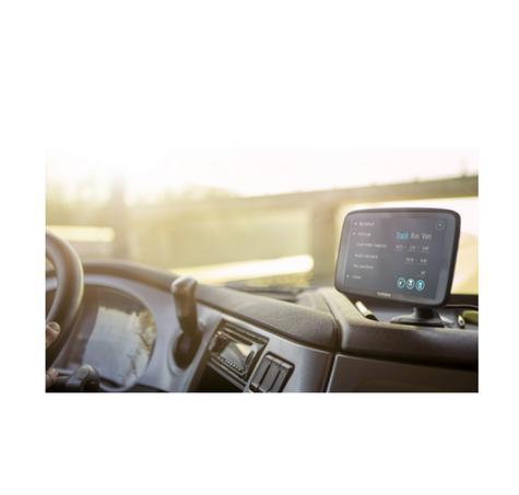 TomTom GO PRO 6200 EU Trucker GPS SatNav Truck Fleet Coach Van Free Lifetime Map Thumbnail 6