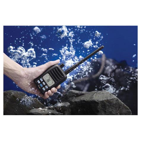 Icom IC-M87 Compact Waterproof Handheld Marine VHF / PMR Thumbnail 2