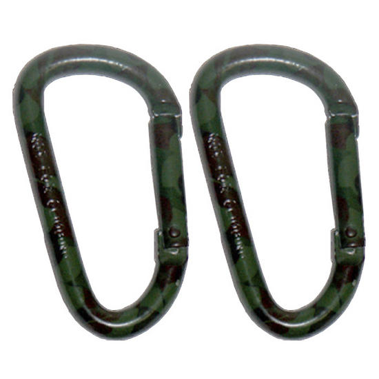 Pro-Force Military Carabiner Camo