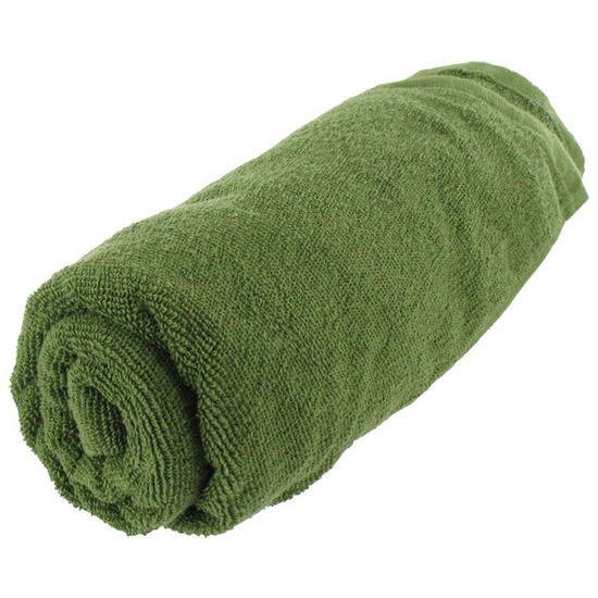 Pro-Force Large Military Towel Olive