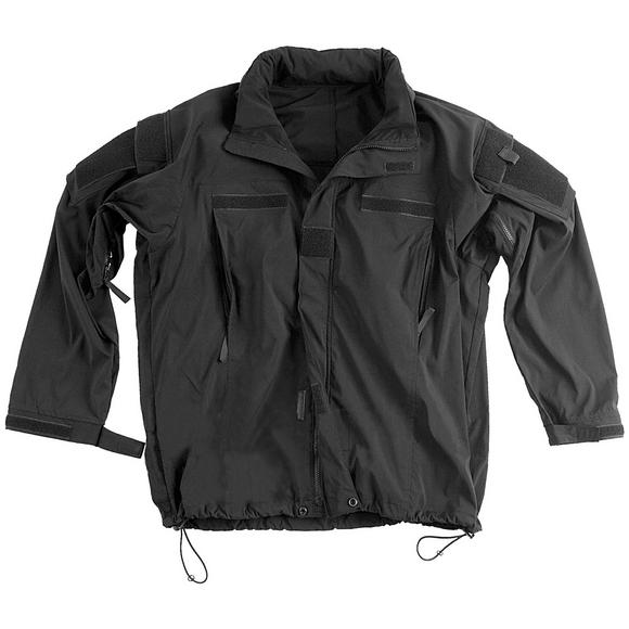 Helikon Soft Shell Jacket Black