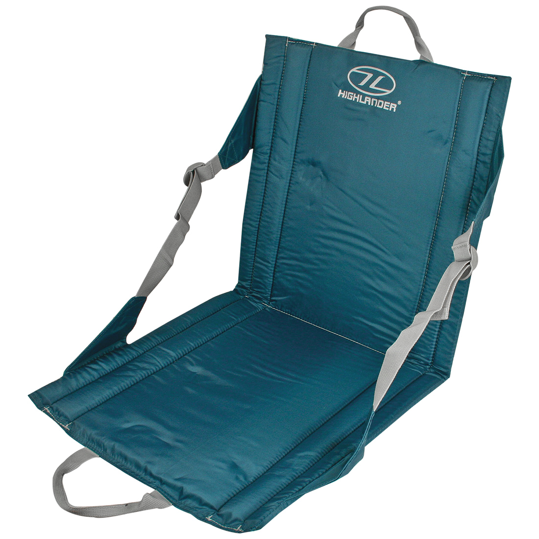 Highlander Portable Outdoor Seat Camping Relax Mat