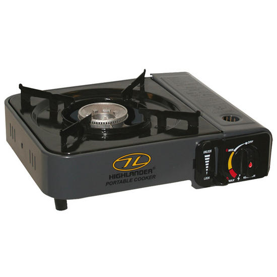 Highlander Portable Cooker