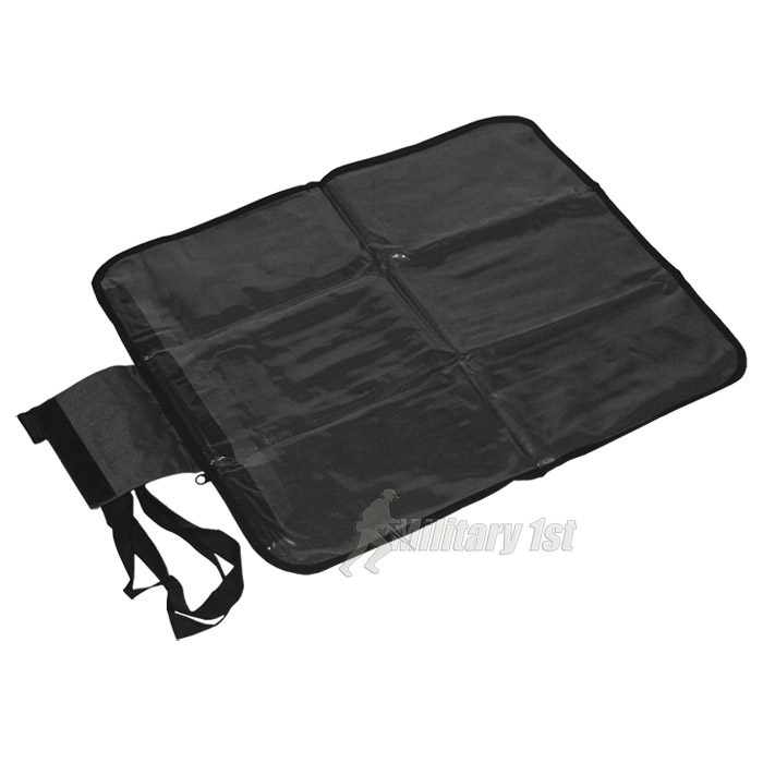 EXPEDITION ARMY MAP CASE WATERPROOF COVER & POUCH BLACK