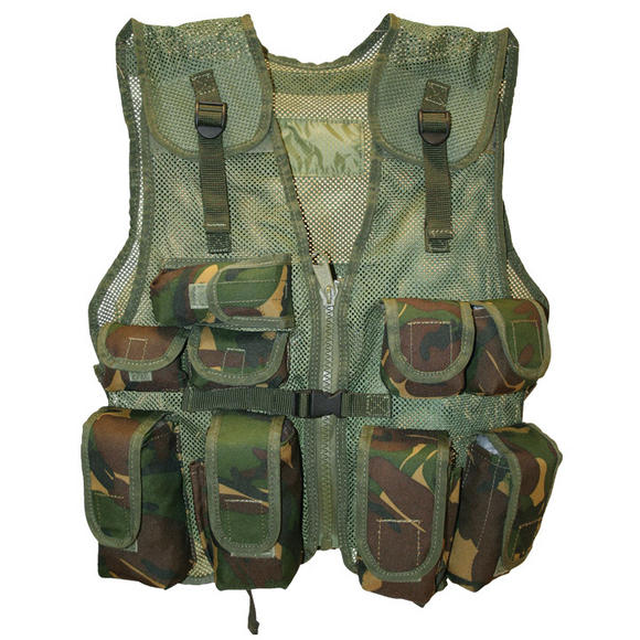Pro-Force Junior Assault Vest DPM