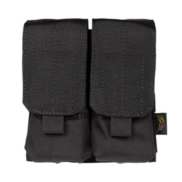 Flyye Double M4/M16 Magazine Pouch MOLLE Black
