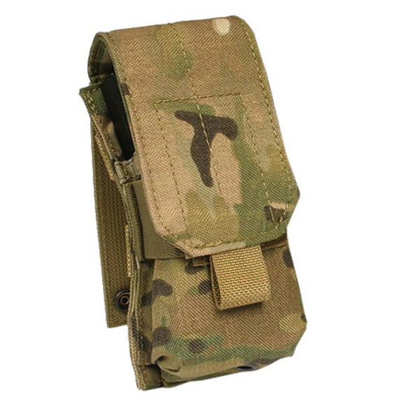 Flyye Single M4/M16 Magazine Pouch MOLLE MultiCam