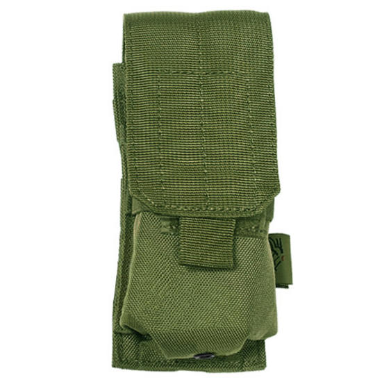 Flyye Single M4/M16 Magazine Pouch MOLLE Olive Drab