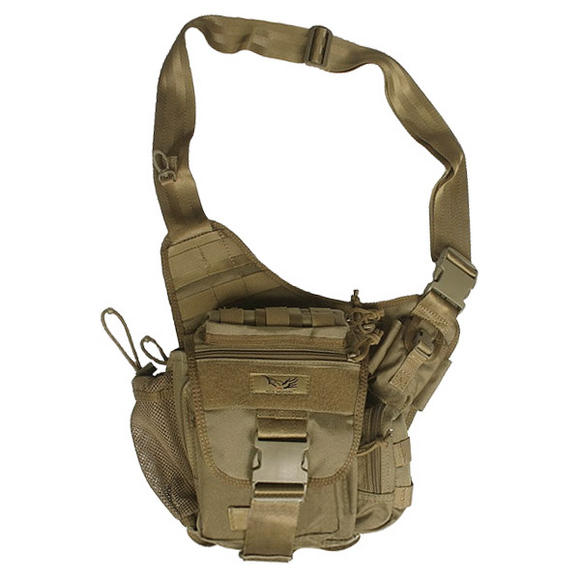 Flyye Fatboy Versipack Coyote Brown