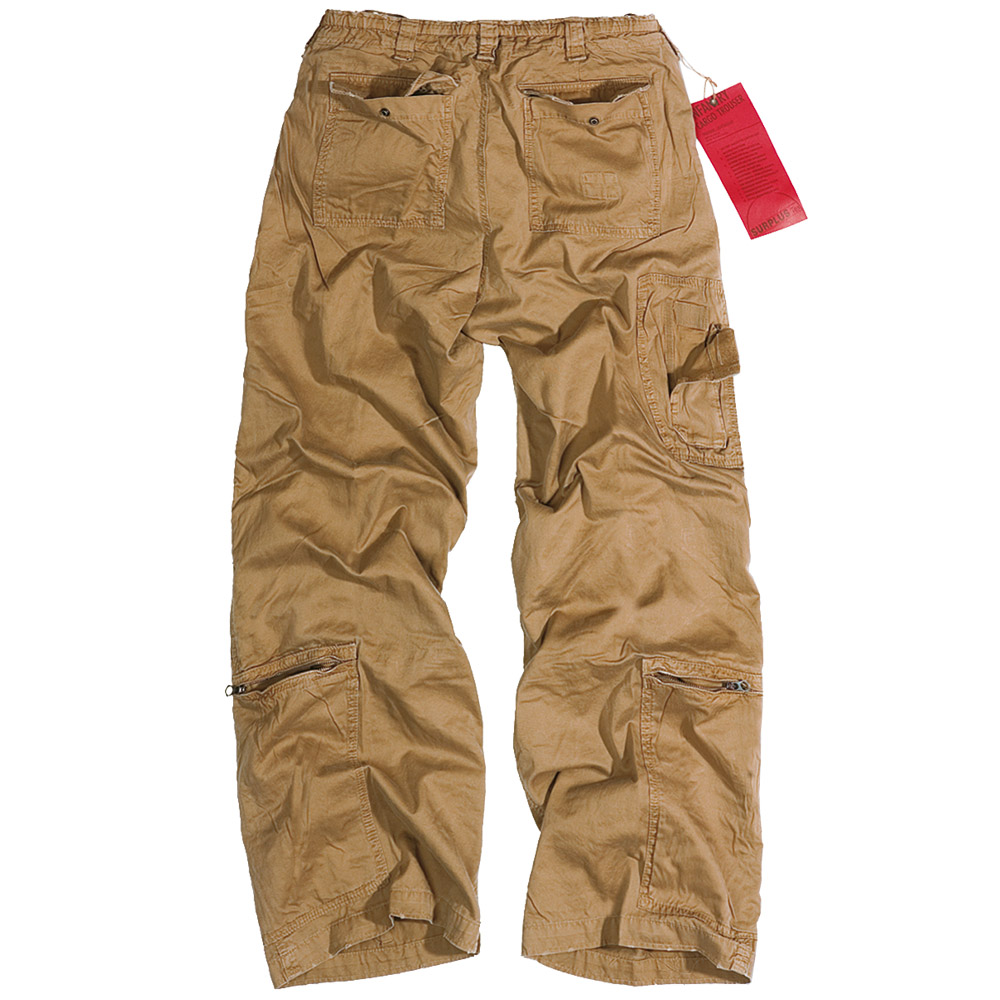 Surplus Infantry Trousers Combat Pants Mens Cargos Baggy Army ...