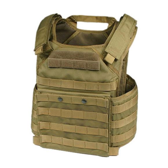 Flyye FAPC GEN 2 with Additional Mobile Plate Carrier Khaki