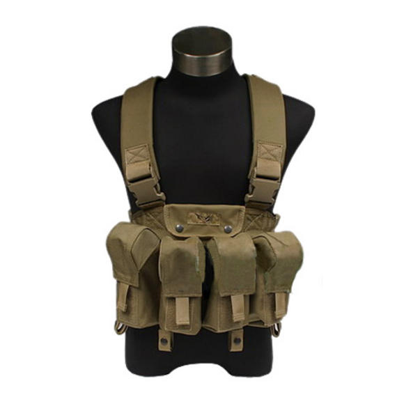 Flyye LBT AK Tactical Chest Vest Coyote Brown