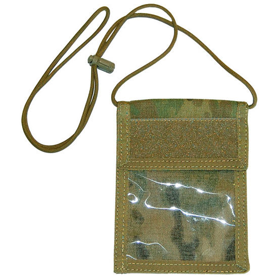 Flyye Neck ID Wallet MultiCam