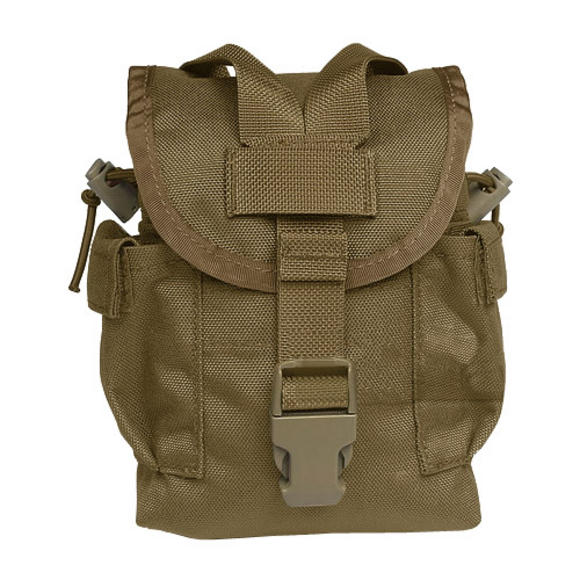 Flyye Canteen Pouch Ver. FE MOLLE Coyote Brown