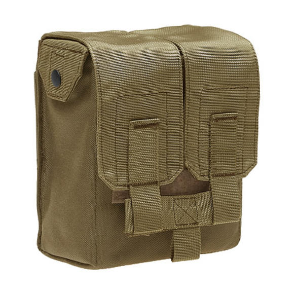 Flyye M249 200Rds Ammo Pouch MOLLE Coyote Brown