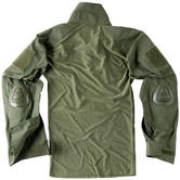 Helikon Combat Shirt with Elbow Pads Olive Thumbnail 2