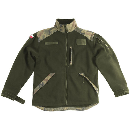 Helikon Infantry Fleece Olive/Polish Woodland