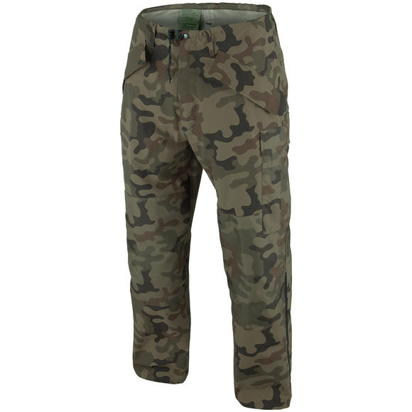Helikon ECWCS Trousers Generation II Polish Woodland