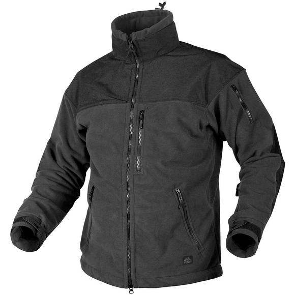 Helikon Classic Army Fleece with Membrane Black
