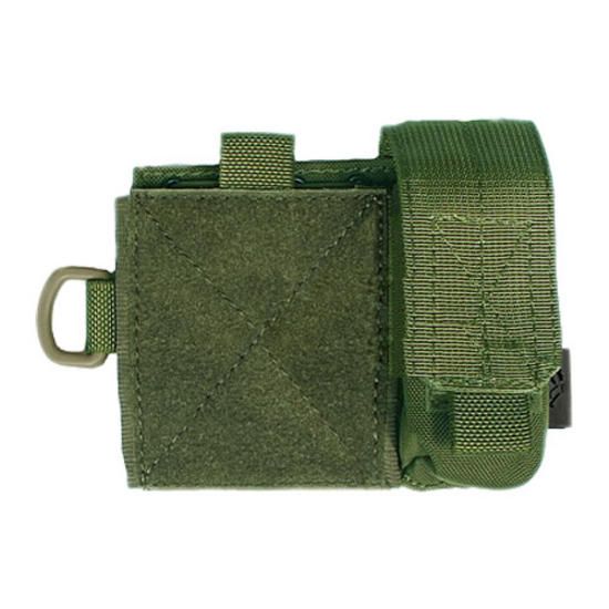 Flyye SAF Admin Panel MOLLE Olive Drab Preview
