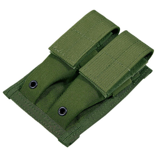 Flyye Double 9mm Magazine Pouch MOLLE Olive Drab