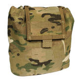 Flyye Folding Magazine Drop Pouch MOLLE MultiCam