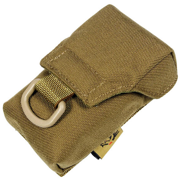 Flyye iCOMM Pouch MOLLE Coyote Brown