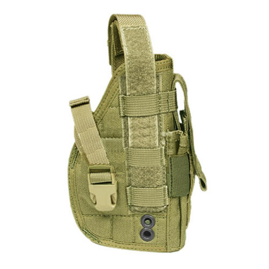 Flyye Right Handed Pistol Holster Khaki