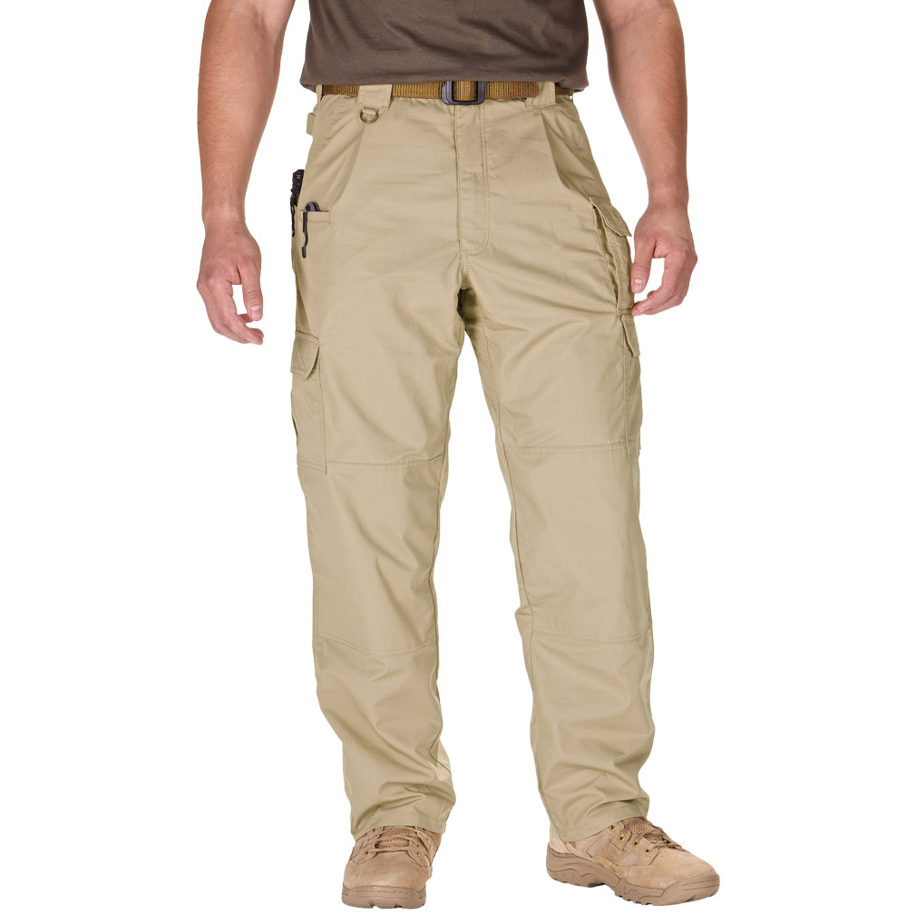 Everybody pictures khaki when they imagine a pristine pair of tactical pants. Although its name comes from the word