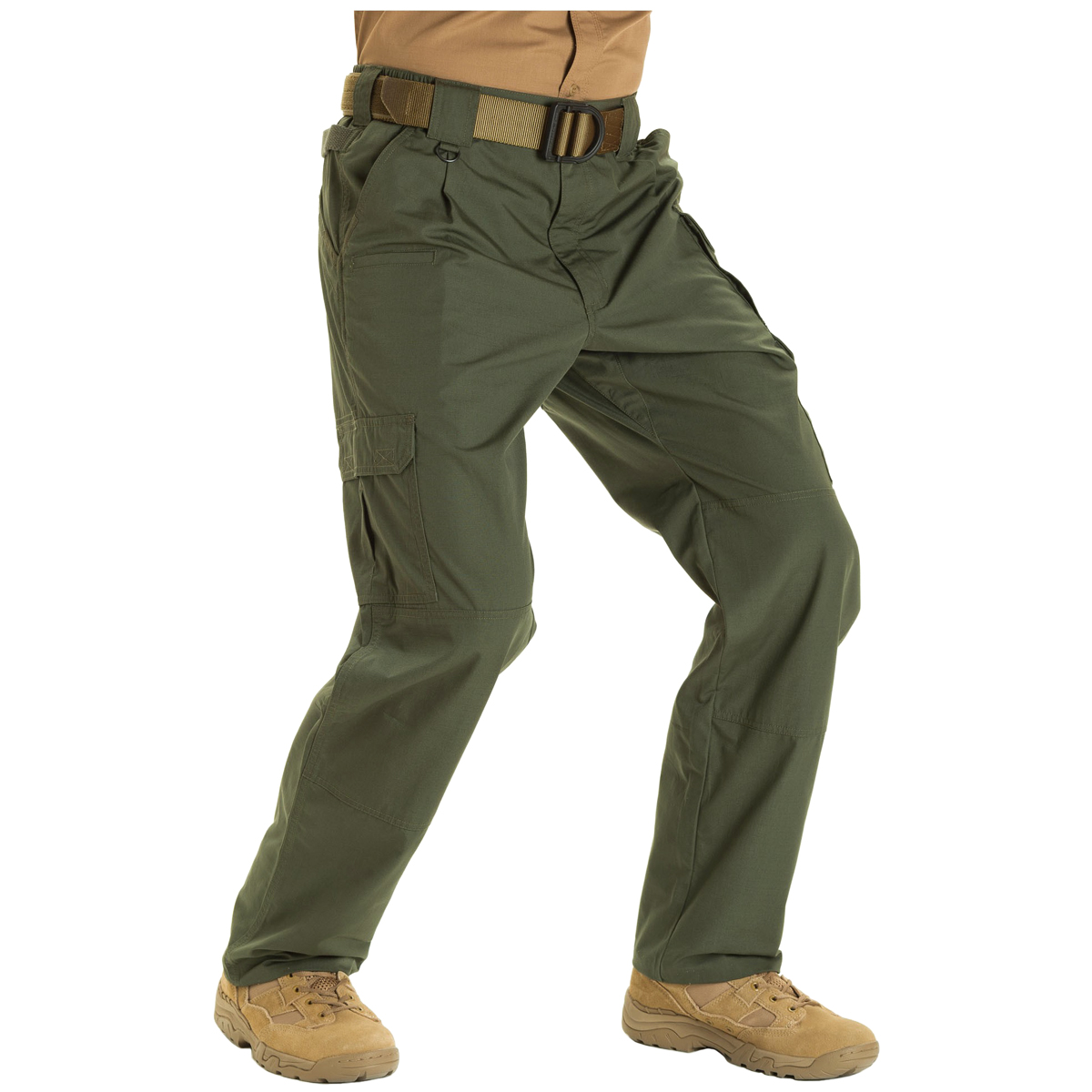 5.11 Taclite Pro Trousers Cargo Mens Pants Security Police Guard Olive Tdu Green