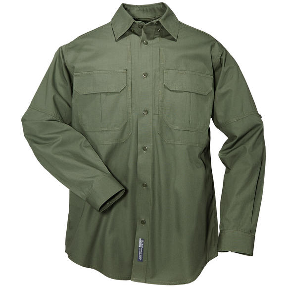 5.11 Tactical Shirt OD Green