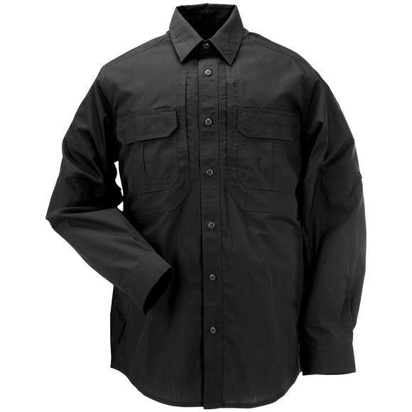 5.11 Taclite Pro Shirt Long Sleeve Black