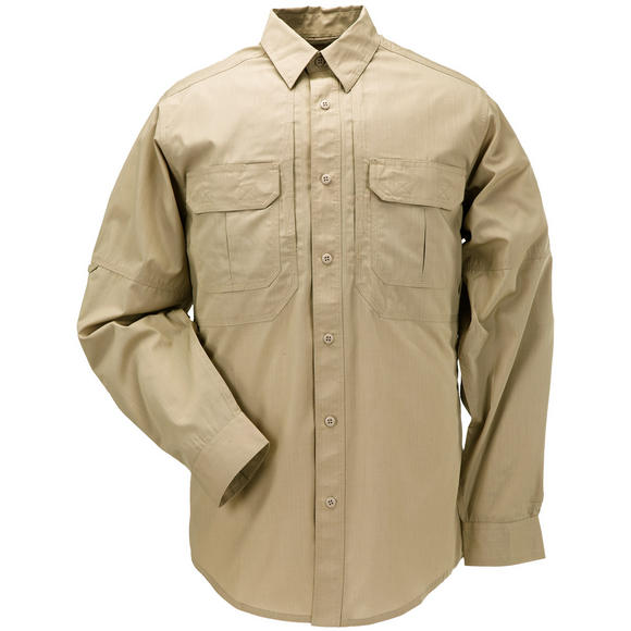 5.11 Taclite Pro Shirt Long Sleeve TDU Khaki