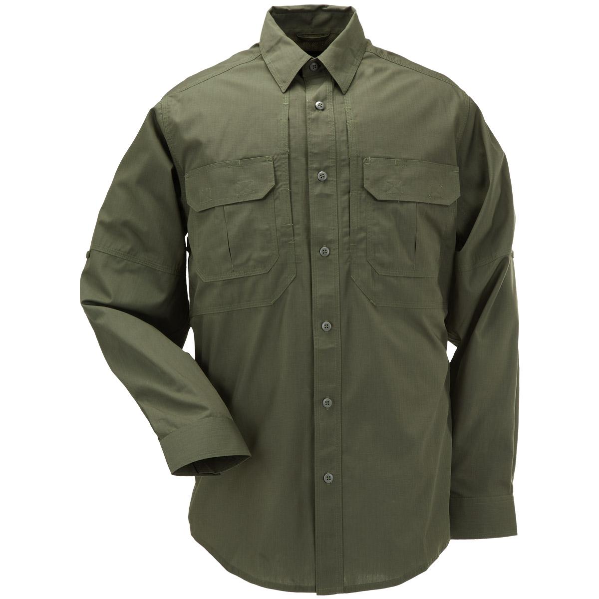 Military Taclite Pro Us Tactical Mens Shirt Long
