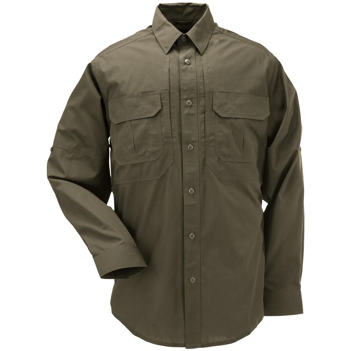 Taclite pro army tactical security mens shirt long for 5 11 tactical taclite pro short sleeve shirt