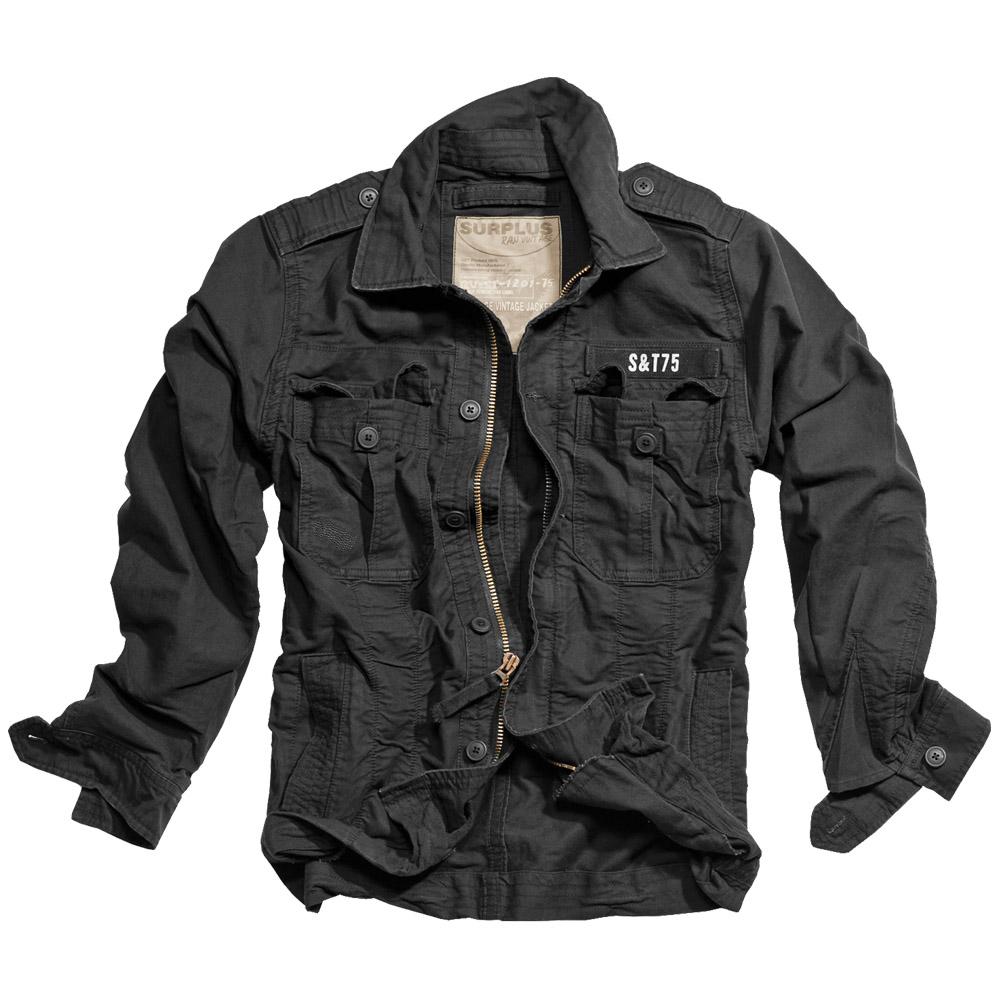 Surplus Classic Style Heritage Jacket Vintage Look Summer ...