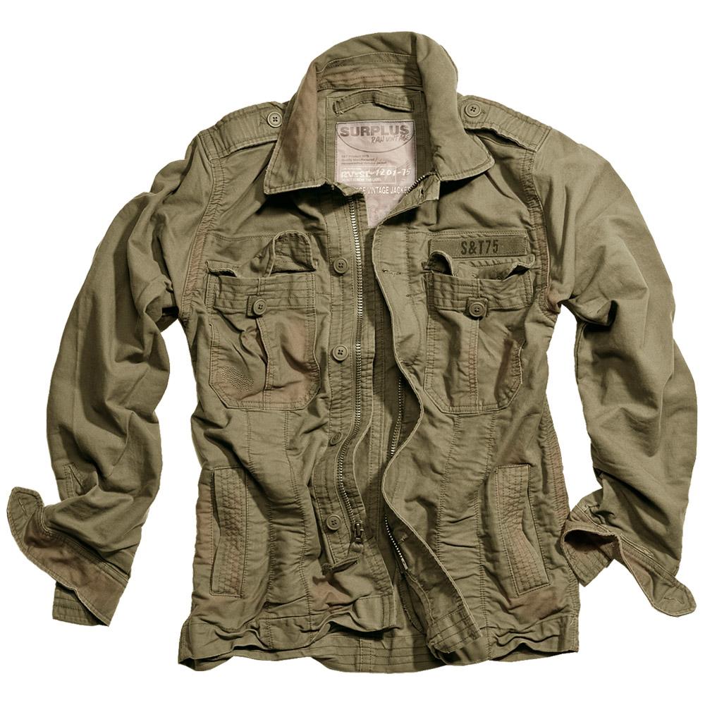 surplus classic style heritage jacket vintage look summer. Black Bedroom Furniture Sets. Home Design Ideas