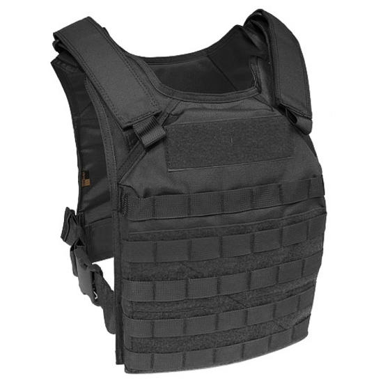 Flyye Fast Attack Plate Carrier GEN 1 MOLLE Black