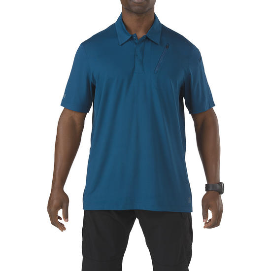 5.11 Odyssey Polo Short Sleeve Valiant