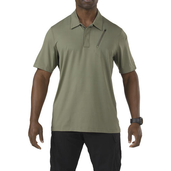 5.11 Odyssey Polo Short Sleeve Sage Green