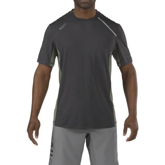 5.11 RECON Adrenaline Short Sleeve Top Volcanic
