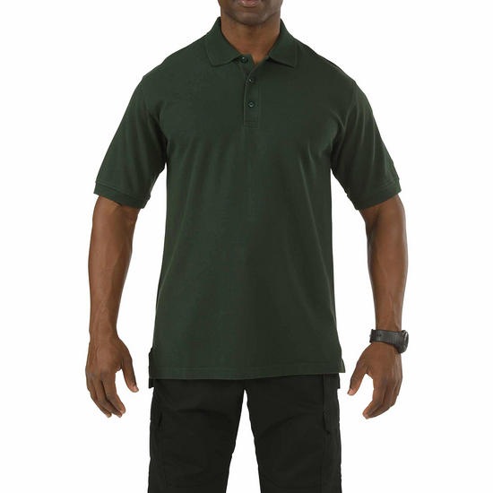 5.11 Professional Polo Short Sleeve L. E. Green