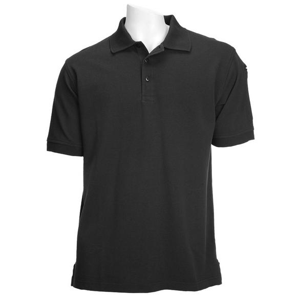 5.11 Professional Polo Short Sleeve Black