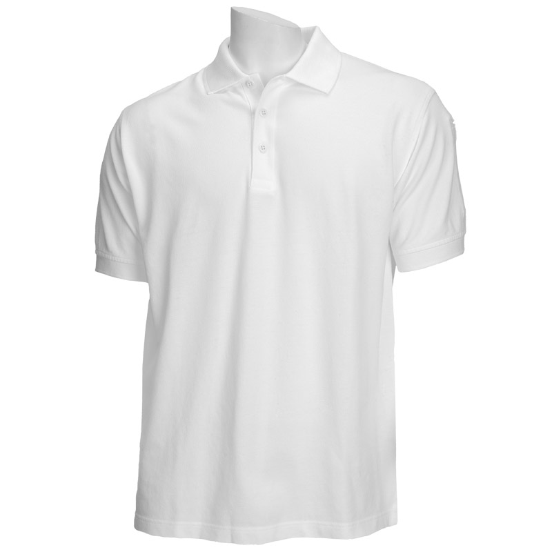 5 11 professional mens sport duty work polo shirt short for White cotton work shirts