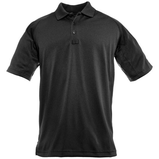 5.11 Performance Polo Short Sleeve Black